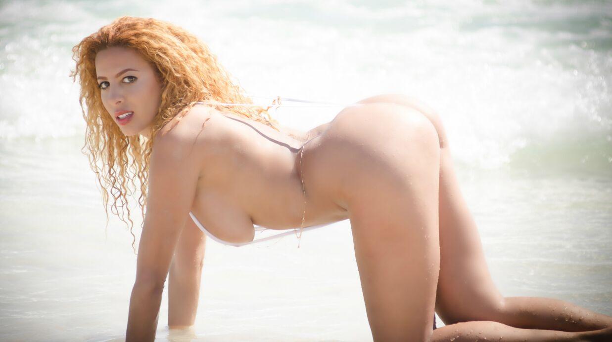 Afida Turner: une séance photo ultra torride à Miami
