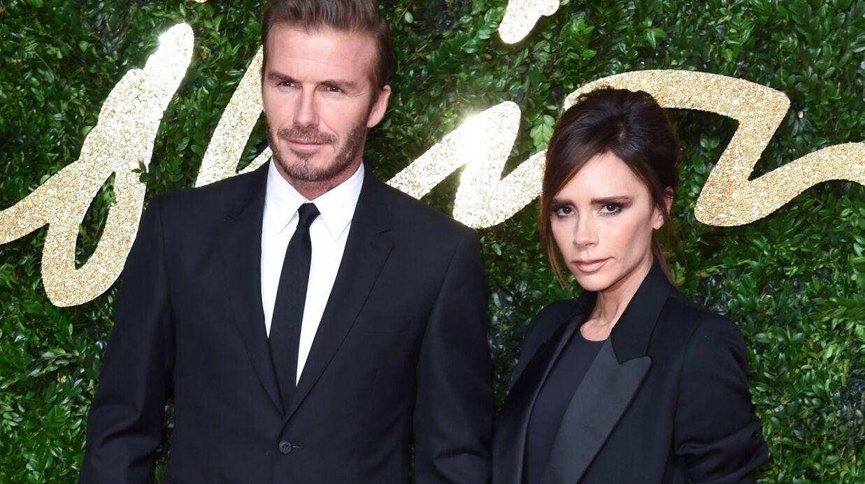 La famille Beckham plus riche que la Reine d'Angleterre