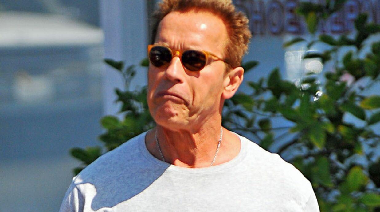 VIDEO Le fils illégitime d'Arnold Schwarzenegger déguisé en Conan le Barbare