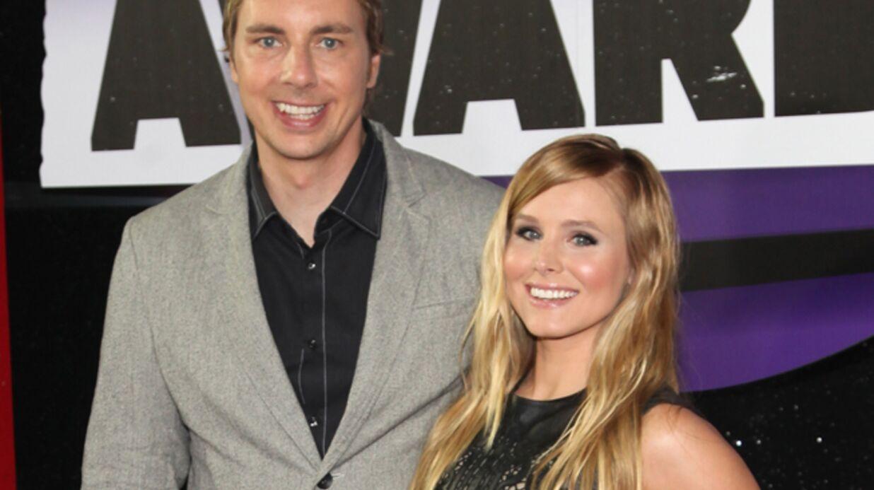 Pour leur mariage, Kristen Bell et Dax Shepard ont dépensé… 142 dollars