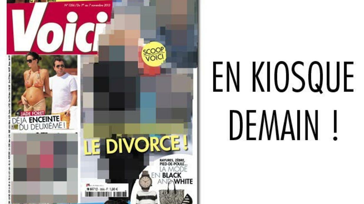 Cette semaine dans Voici: ils divorcent!