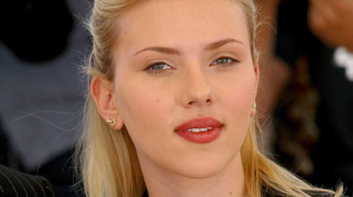 Scarlett Johansson Et maintenant, elle chante…