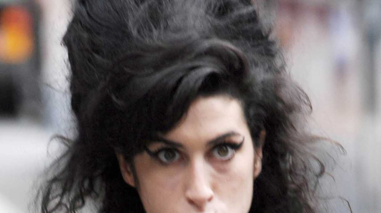 Amy Wine­house Fina­le­ment oui… Mais non
