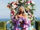 QueenB La reine de la pop choisit Instagram et une mise en scène baroque pour présenter ses jumeaux!