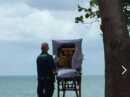 Civisme Des ambulanciers escortent une vieille dame qui voulait voir la mer une dernière fois