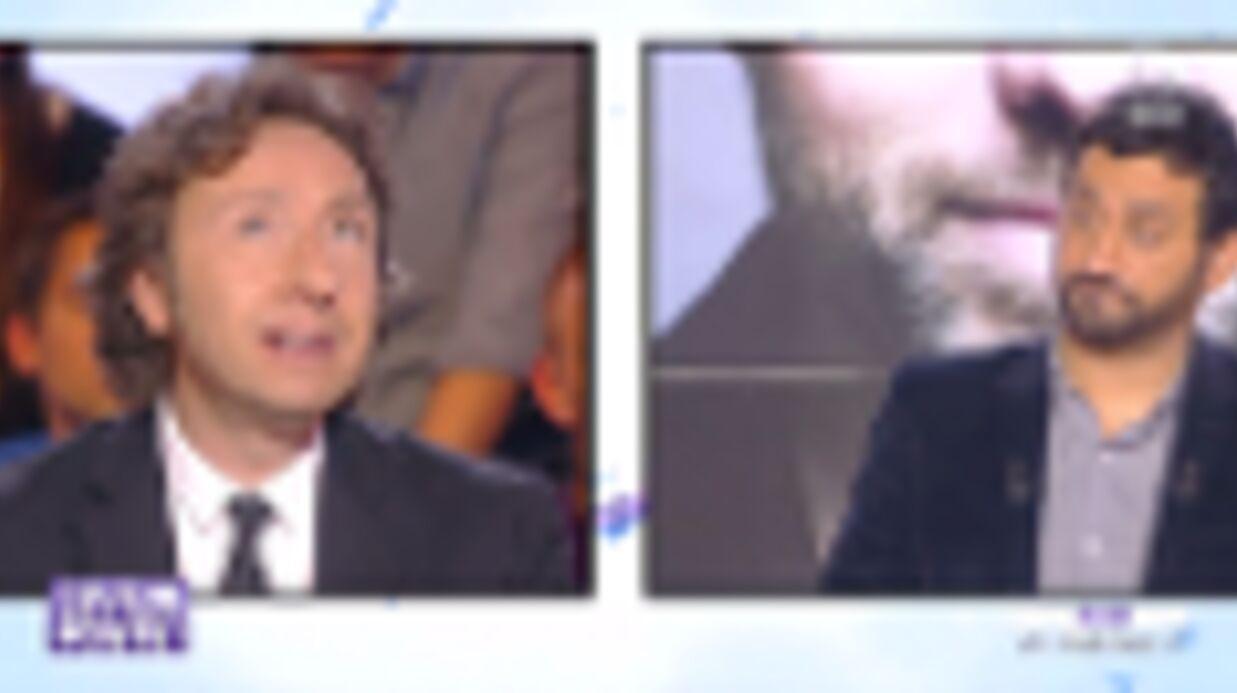 VIDEO Stéphane Bern s'en prend (à nouveau) à Stéphane Guillon