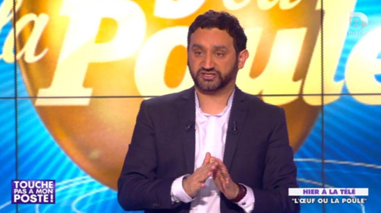 Cyril Hanouna ne présentera plus Nouvelle Star sur D8