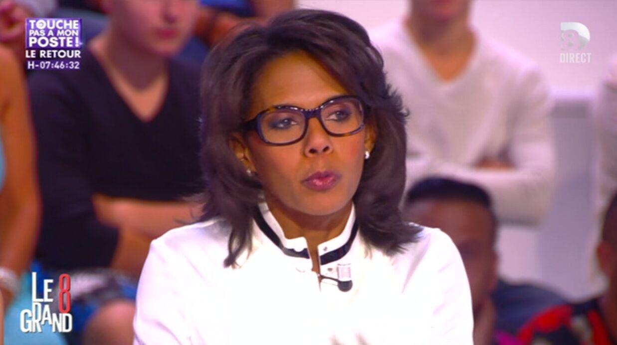 En experte, Audrey Pulvar juge la prestation de Léa Salamé dans On n'est pas couché