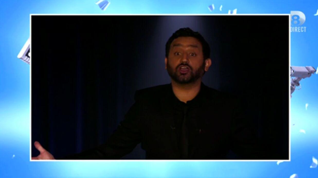 VIDEO Gad Elmaleh s'auto-parodie dans Touche pas à mon poste