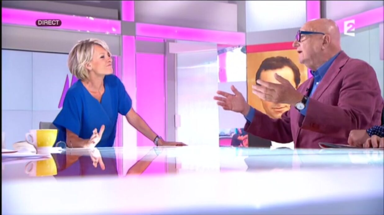 VIDEO Jean-Pierre Coffe traite Jean-Luc Delarue de «cuvette de chiottes de gare»