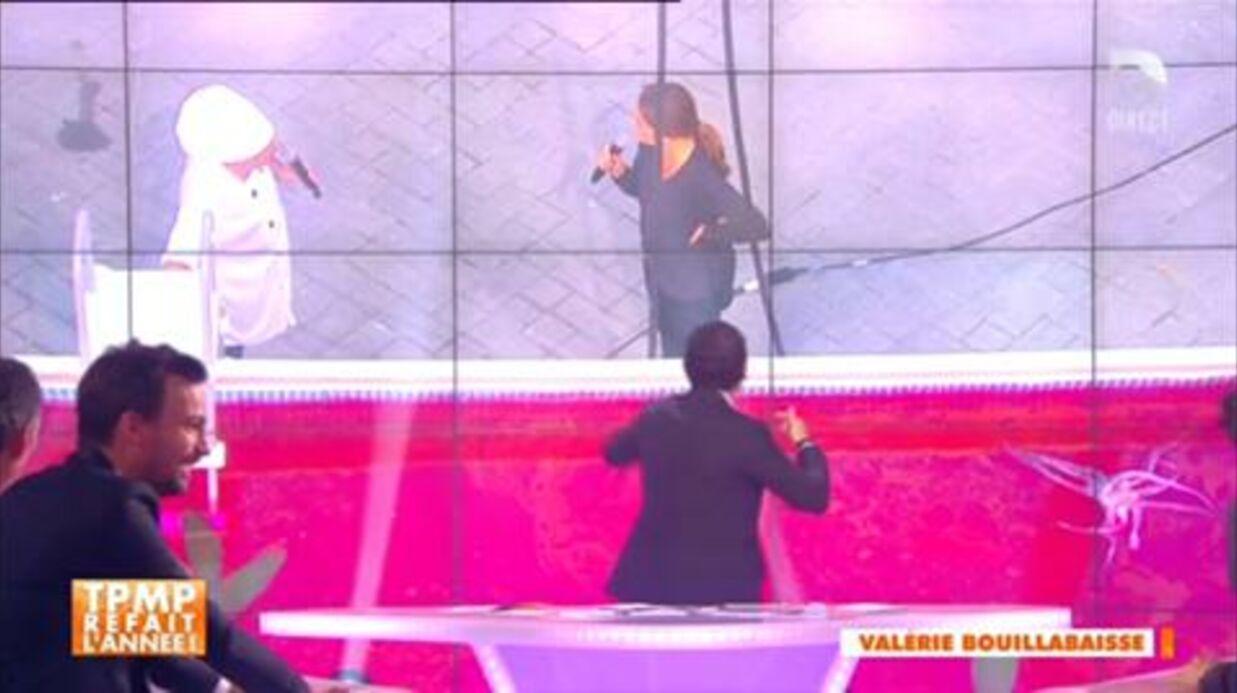 VIDEO Gros malaise pour Valérie Benaïm après une surprise totalement loupée dans TPMP