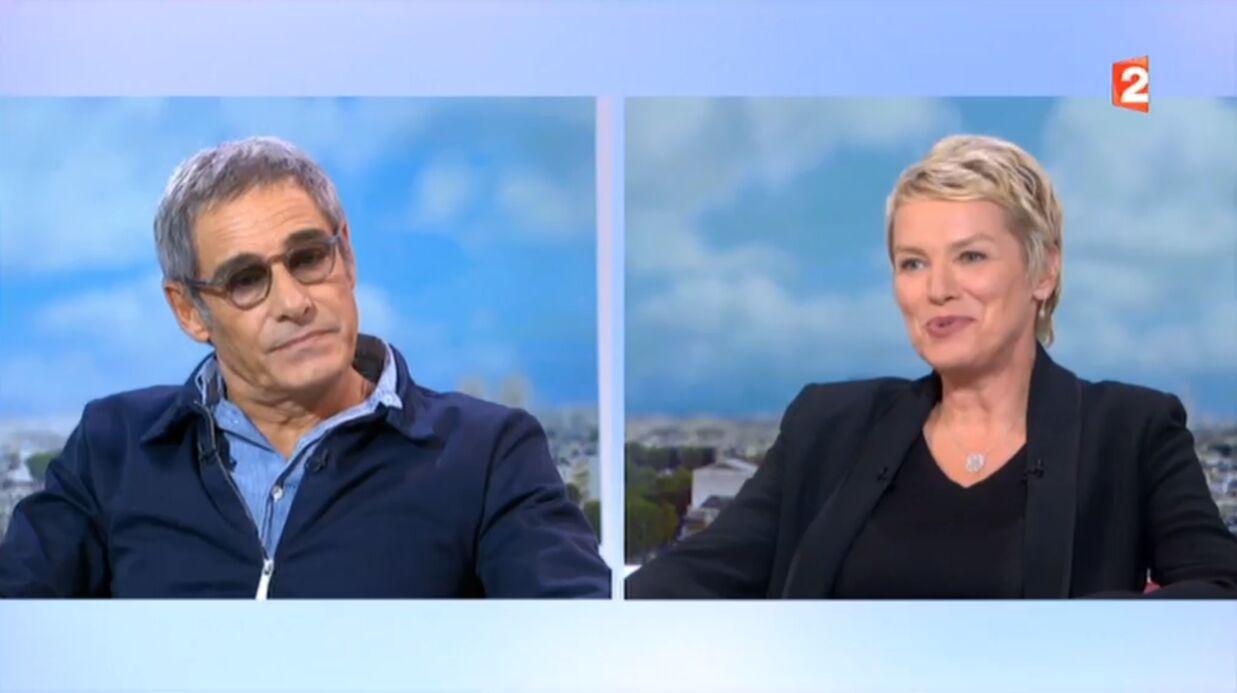 Gérard Lanvin: invité au JT d'Elise Lucet, il en profite pour la défendre face à Rachida Dati