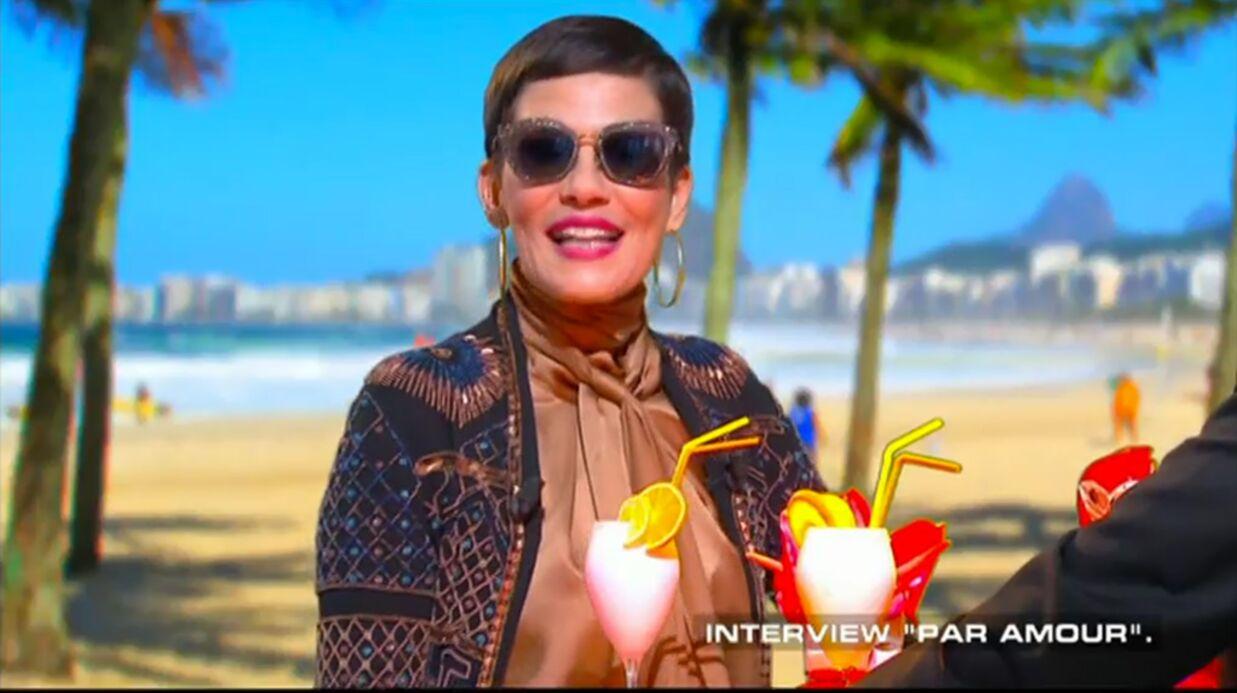 VIDEO Par amour, Cristina Cordula veut bien aller dans un club échangiste avec son chéri
