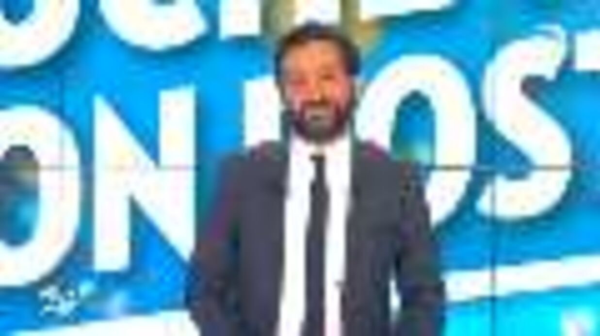VIDEO Cyril Hanouna répond à Alain Delon qui a quali­fié ses télé­spec­ta­teurs de « cons »