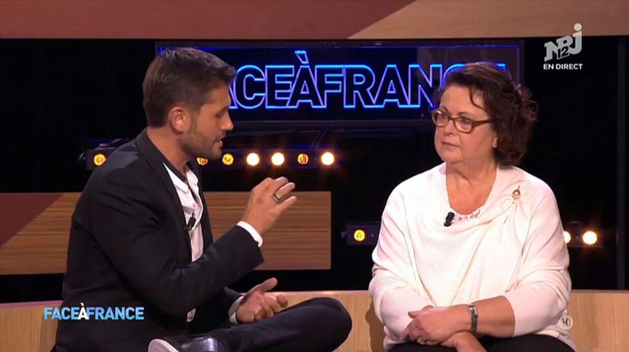 VIDEO Christophe Beaugrand confronte Christine Boutin au sujet de l'homosexualité