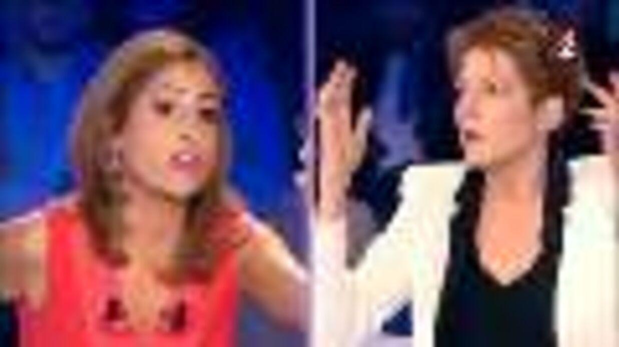 VIDEO Grosse prise de bec entre Léa Salamé et Natacha Polony