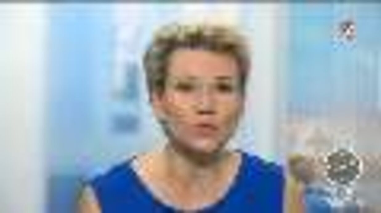 VIDEO Se croyant hors antenne, Nathalie Rihouet s'énerve en direct