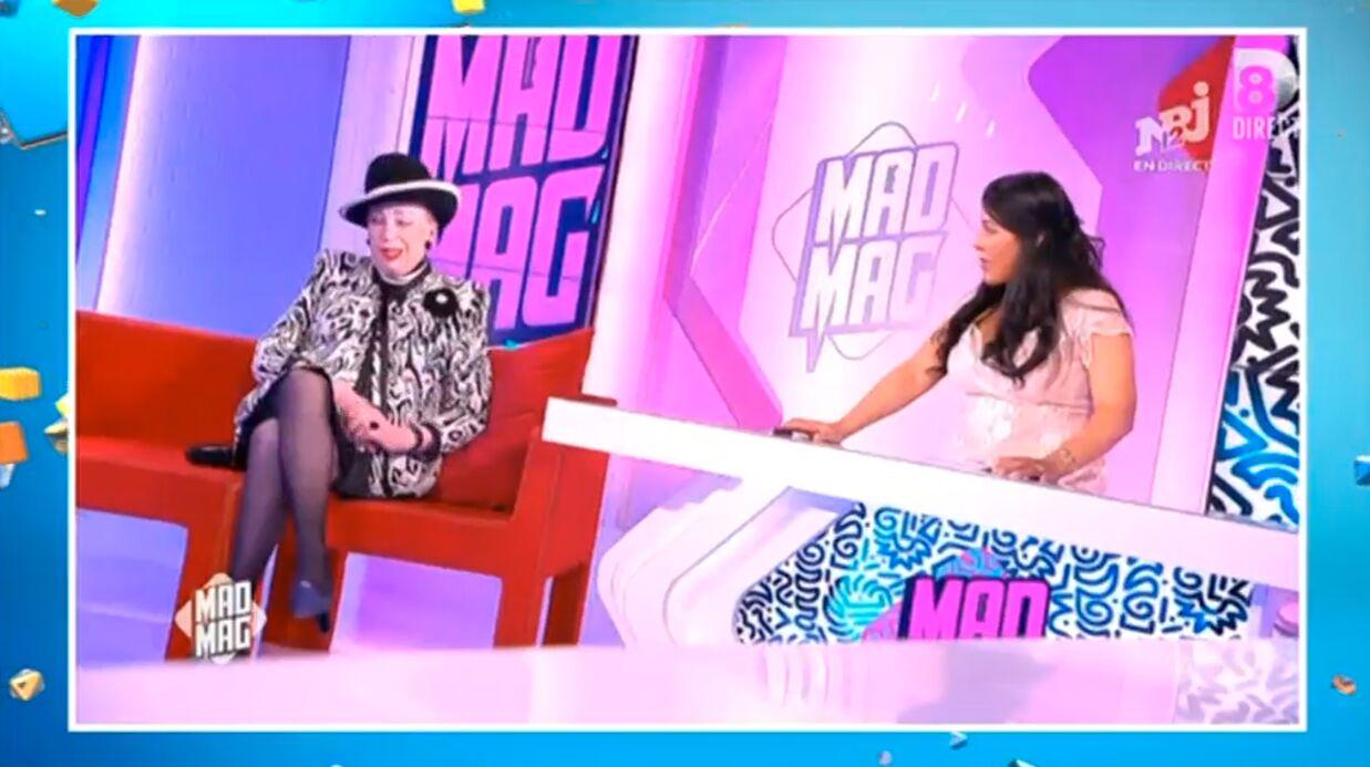 TPMP: Camille Combal se moque des gaffes d'Ayem dans le Mad Mag