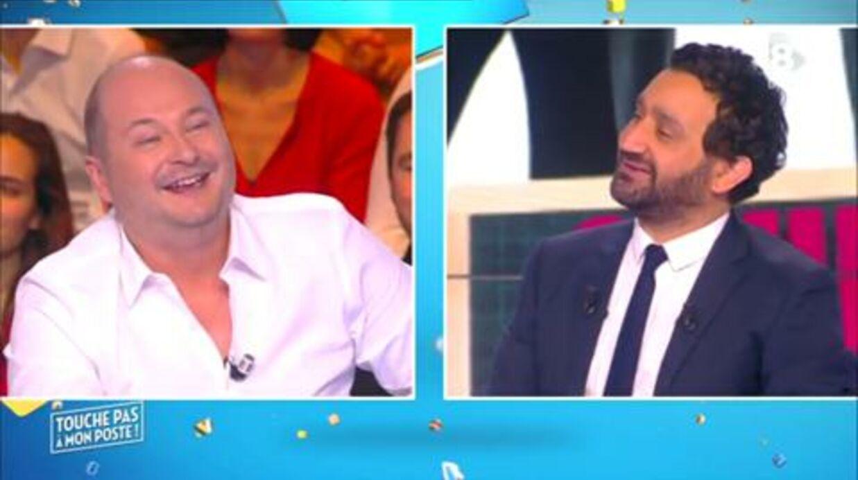 VIDEO Cauet très gêné lorsque Cyril Hanouna lui demande s'il arrive sur M6
