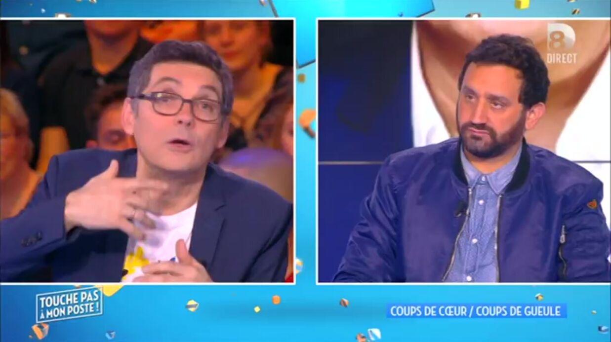 Patrick Sébastien chez Ruquier: des scènes de son clash auraient été coupées