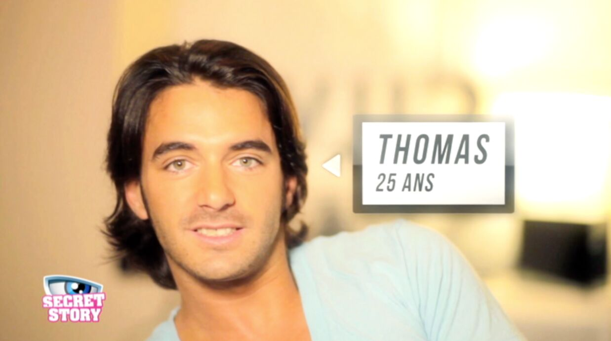 VIDEO 15 ans de télé­réa­lité : redé­cou­vrez le portrait de Thomas Vergara dans Secret Story 6