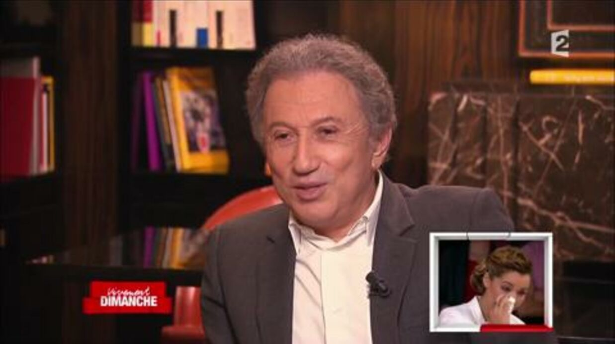 VIDEO Chimène Badi ne peut retenir ses larmes devant l'hommage de son père