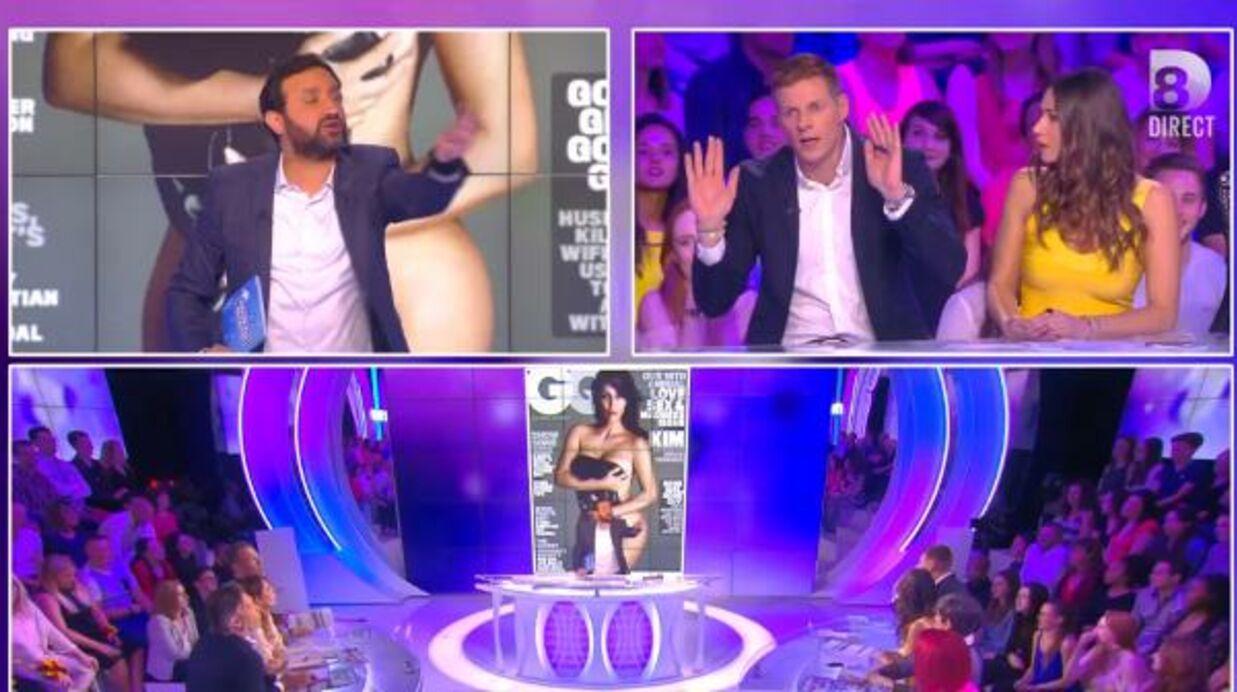 VIDEO Matthieu Delormeau détruit Kim Kardashian dans Touche pas à mon poste