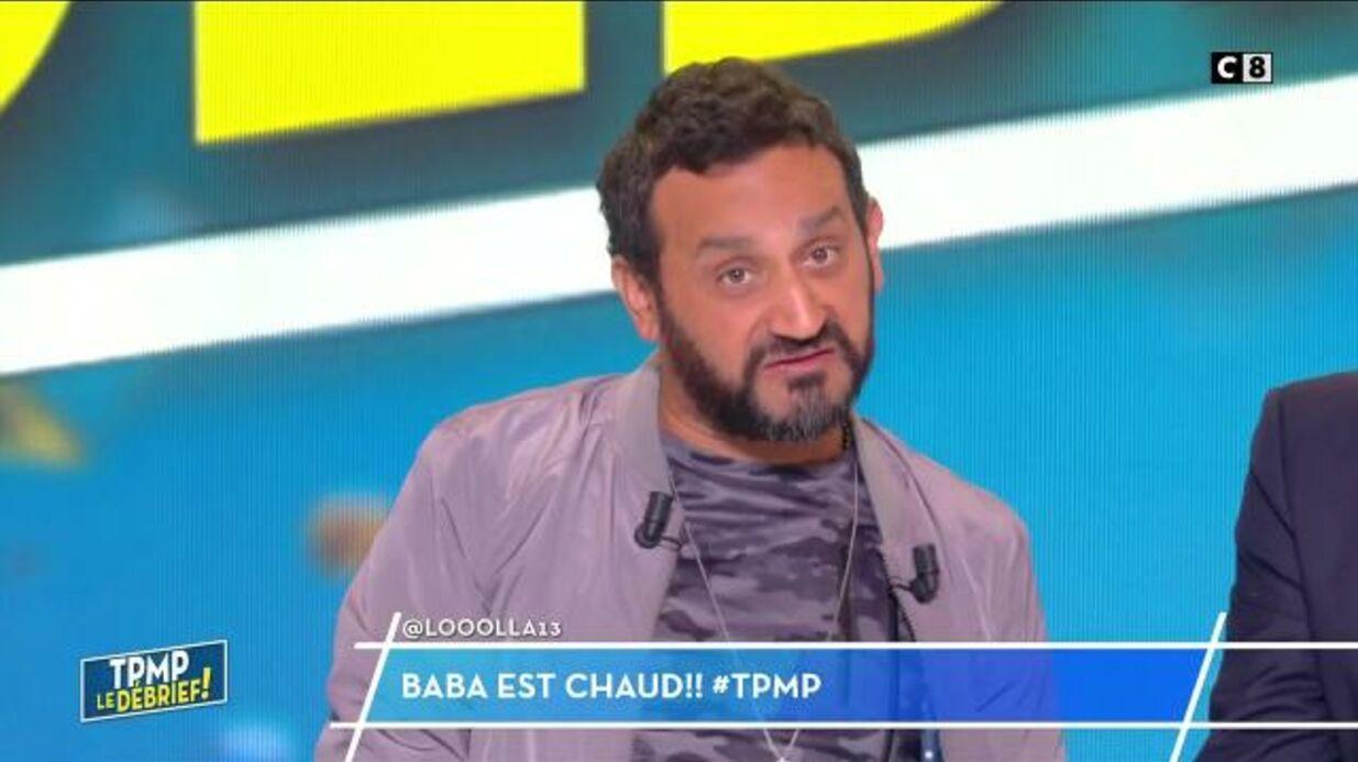 Cyril Hanouna humilie encore Matthieu Delormeau dans Touche pas à mon poste