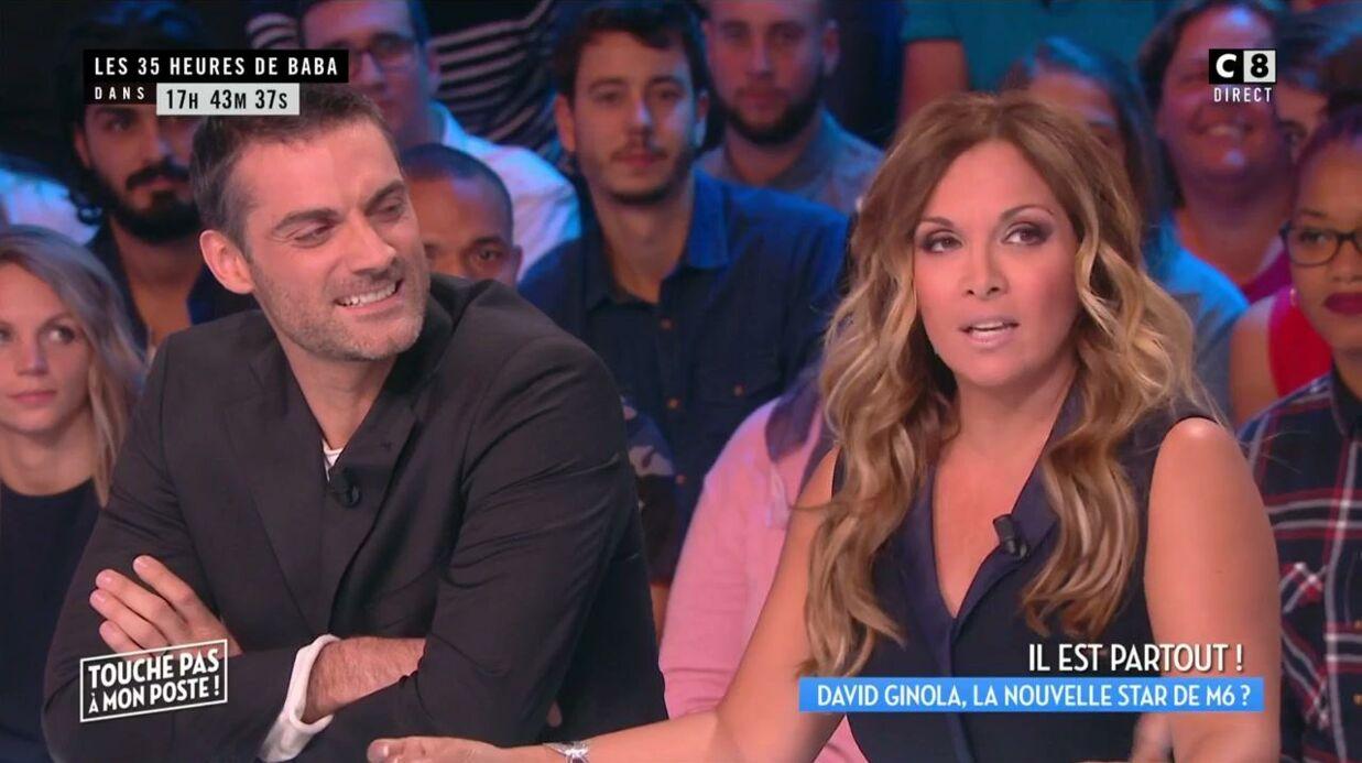 La France a un incroyable talent: Hélène Ségara s'amuse du côté séducteur de David Ginola