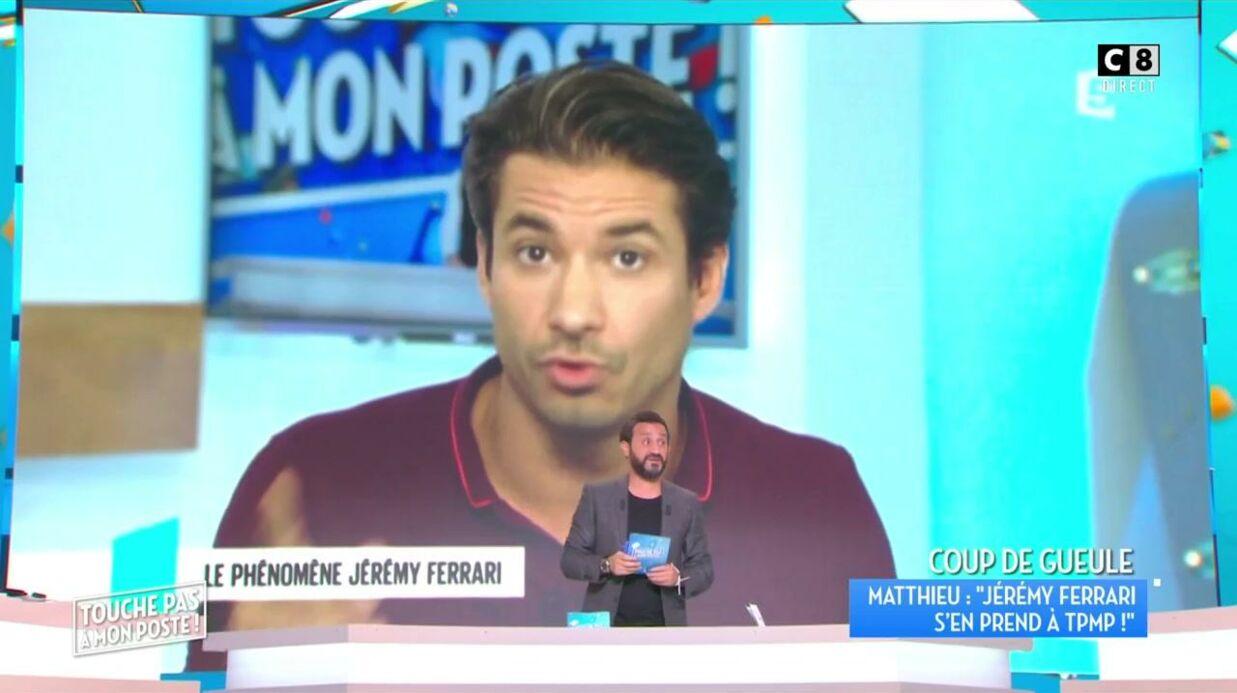 Clash Cyril Hanouna – Jérémy Ferrari: l'animateur de TPMP l'attaque en plateau, l'humoriste le remet en place