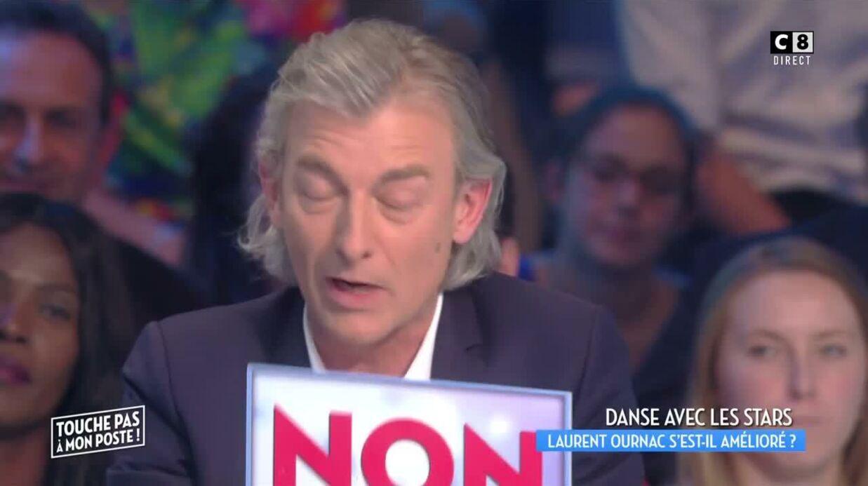 VIDEO Gilles Verdez tacle (encore une fois) Laurent Ournac sur ses talents de présentateur