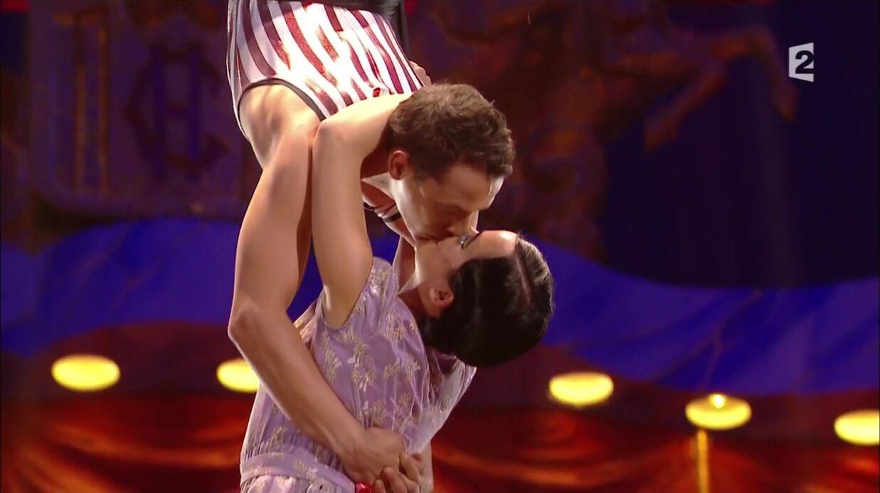 Alizée et Grégoire Lyonnet: leur tendre baiser au gala de l'Union des artistes