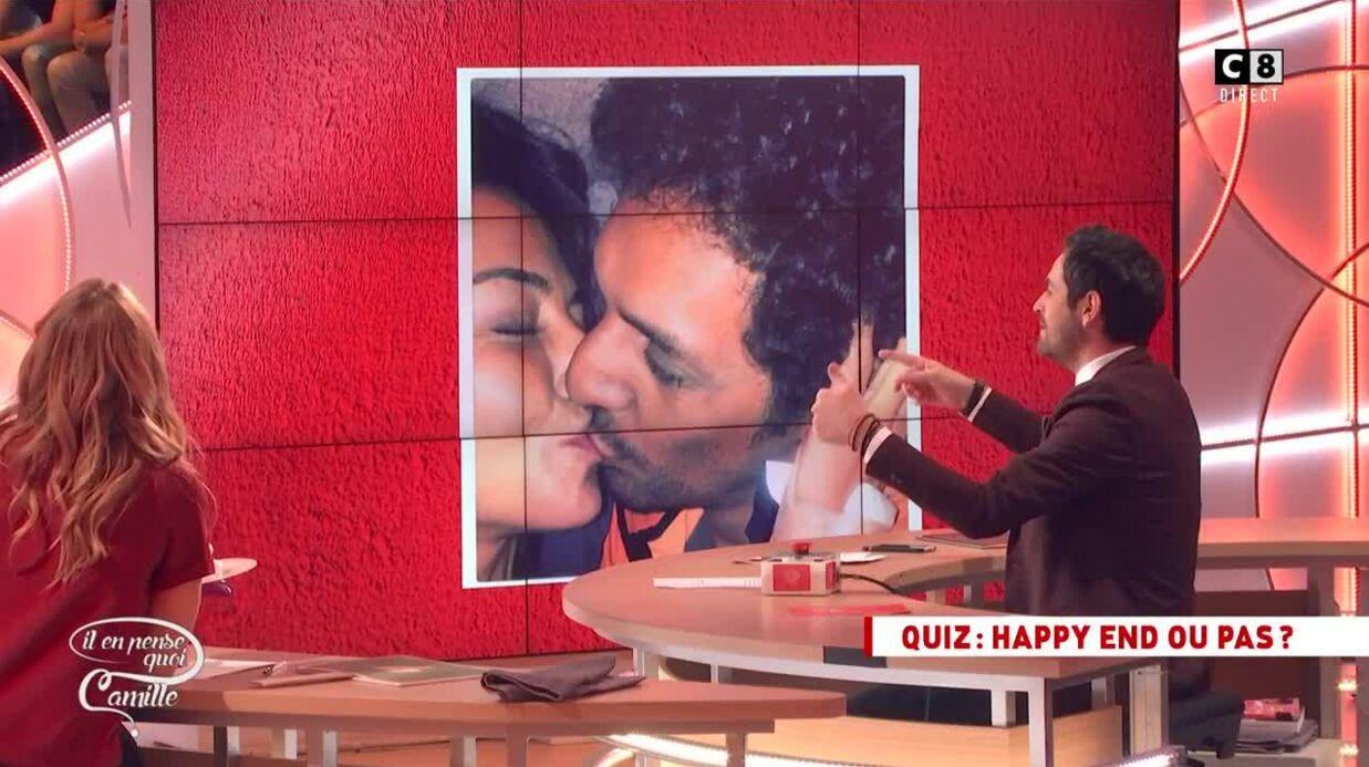 Tomer Sisley a demandé Sandra Zeitoun en mariage