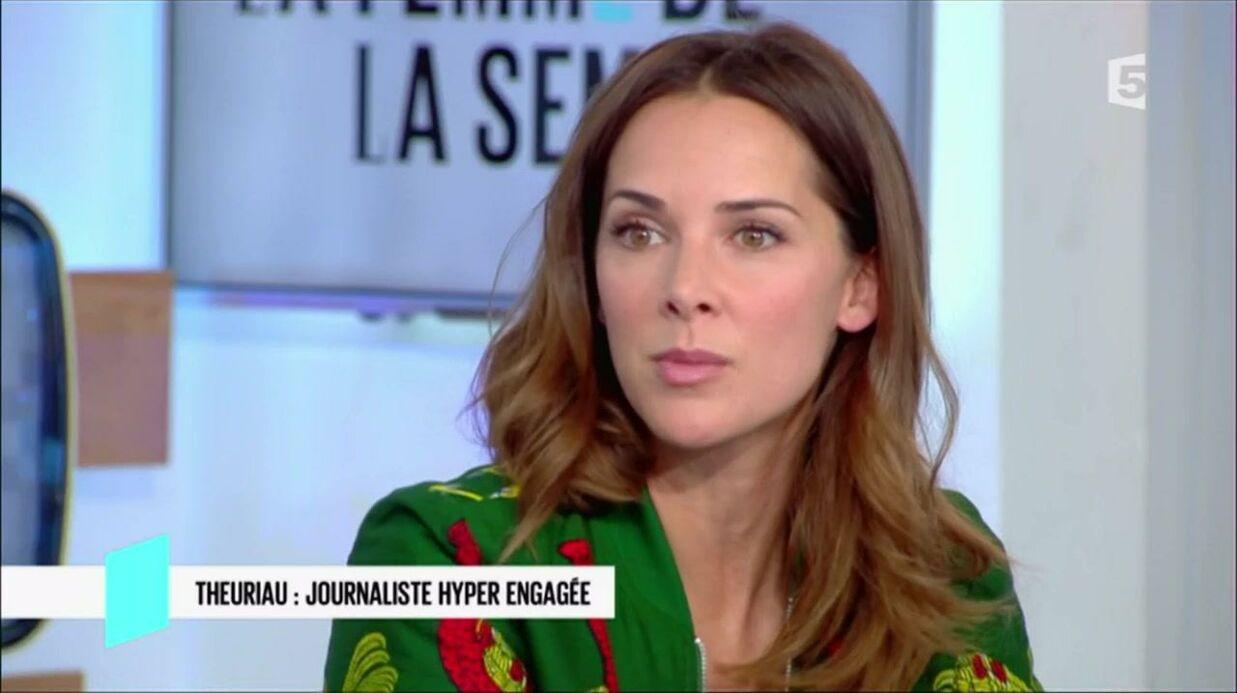 VIDEO Mélissa Theuriau: pourquoi elle a refusé d'être le joker du JT de TF1