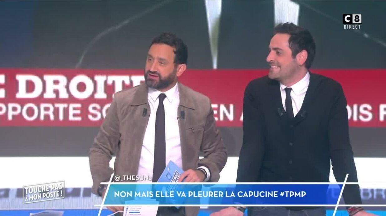 VIDEO Capucine Anav réagit avec émotion à la défaite de Nicolas Sarkozy