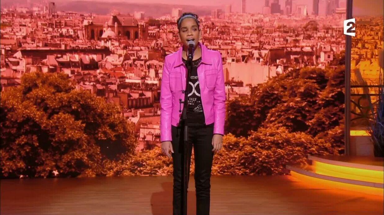 VIDEO Amanda Scott fond en larmes pendant la prestation de Jane Constance (The Voice Kids 2)
