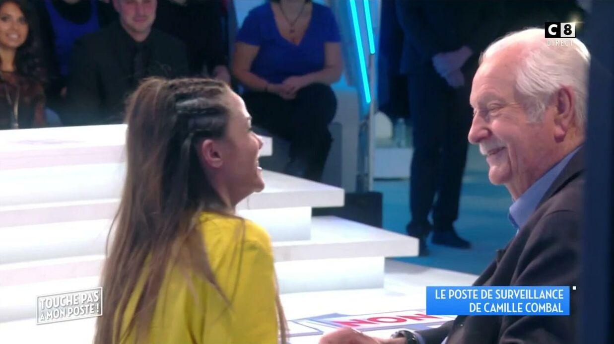 VIDEO Hypnotisée, Capucine Anav prend Pierre Bellemare pour Justin Bieber!