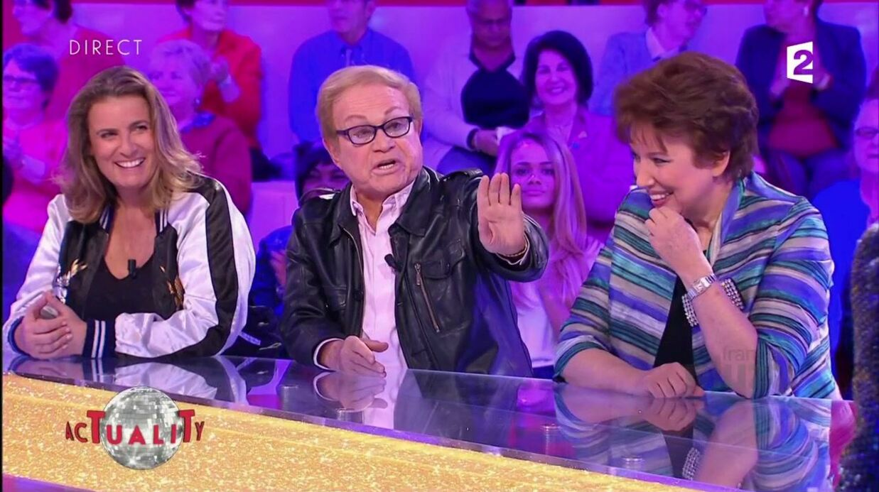 Dalida: invité d'AcTualiTy, son frère Orlando s'énerve en direct contre un sketch sur la chanteuse