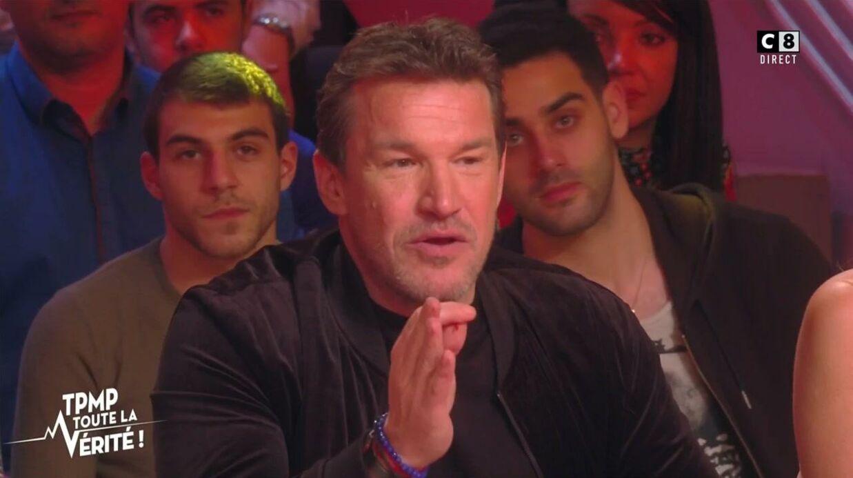 VIDEO Benjamin Castaldi explique pourquoi il a voulu «casser la gueule» de Stéphane Bern