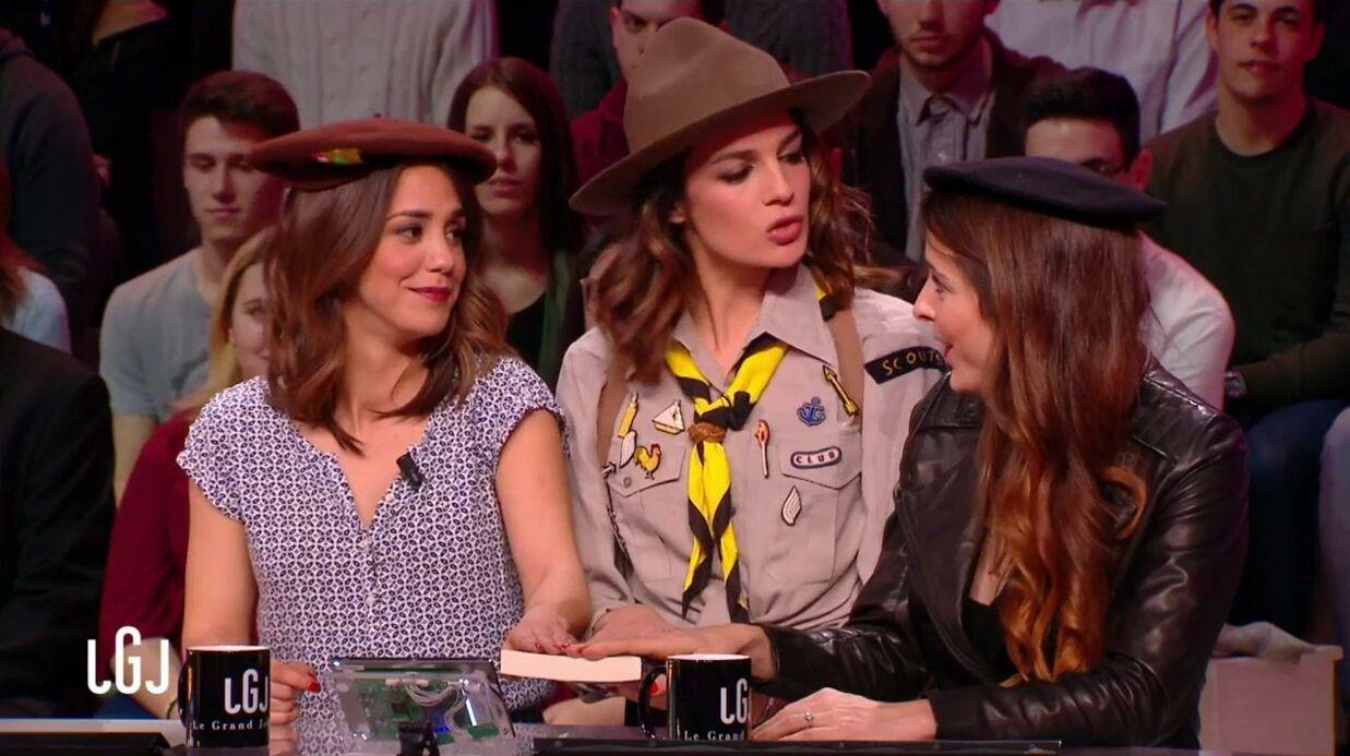 VIDEO Ornella Fleury met mal à l'aise deux actrices avec sa météo