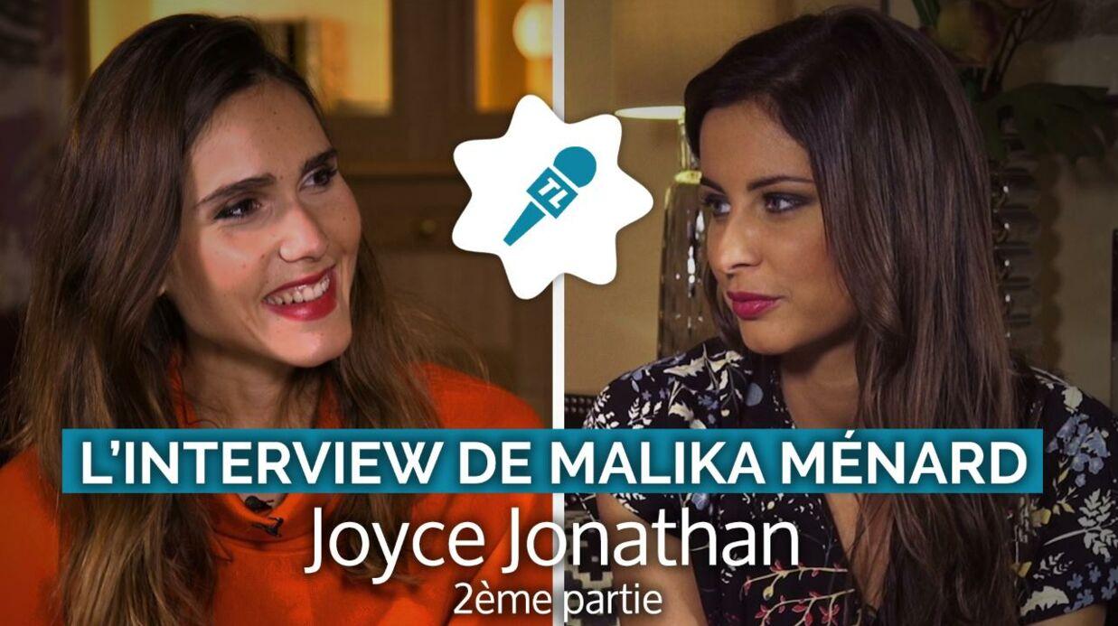 VIDEO Joyce Jonathan explique pourquoi elle a mis un râteau à Kev Adams