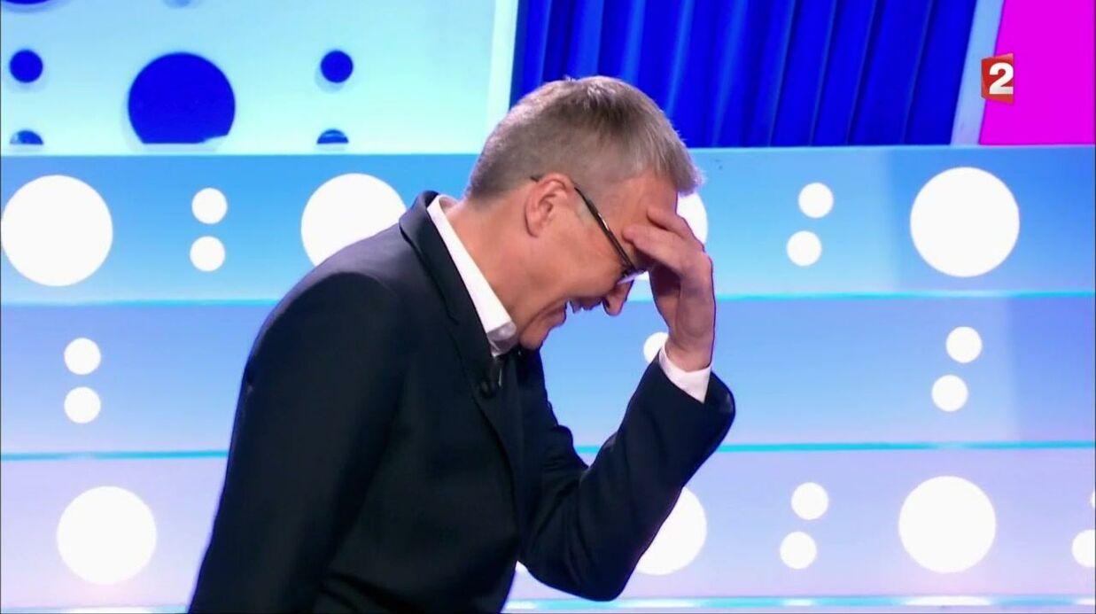 VIDEO Laurent Ruquier fait une blague salace à Doria Tillier et fâche Nicolas Bedos