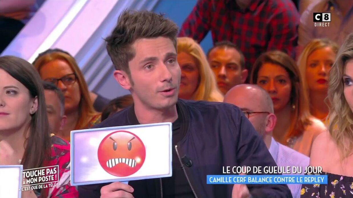 VIDEO Camille Cerf: virée du Repley, elle critique CStar et se fait recadrer par Guillaume Pley