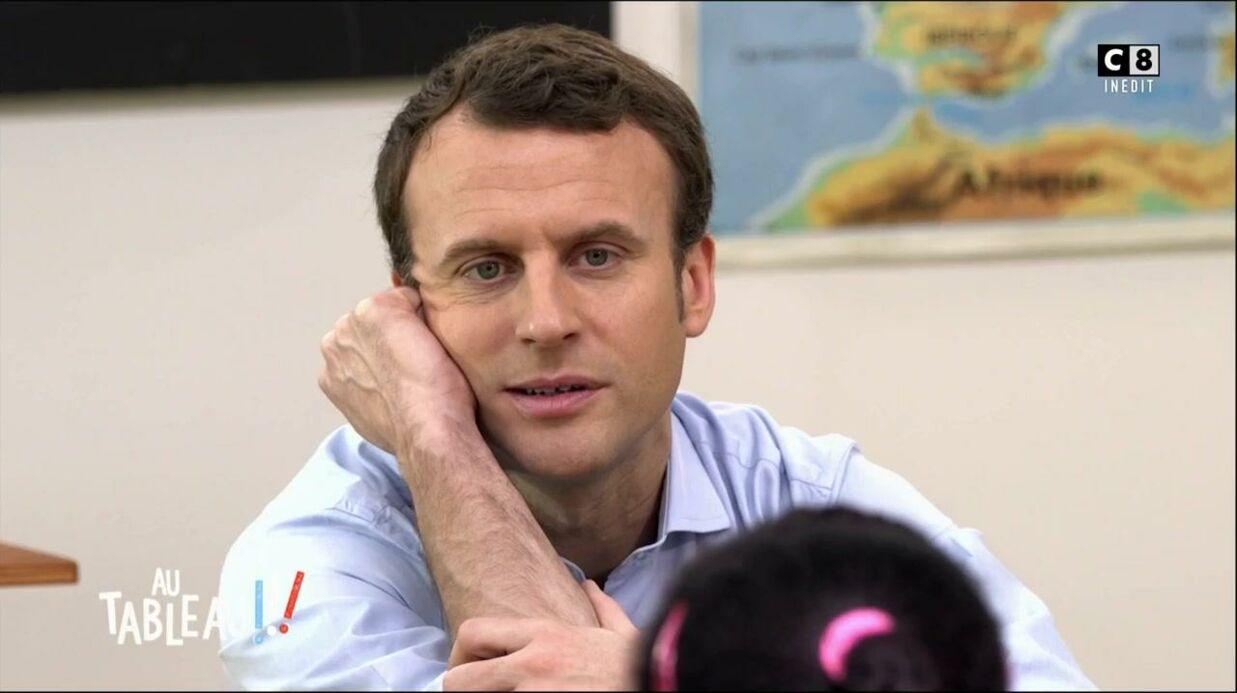 VIDEO Emmanuel Macron explique pourquoi il n'a pas voulu avoir d'enfants