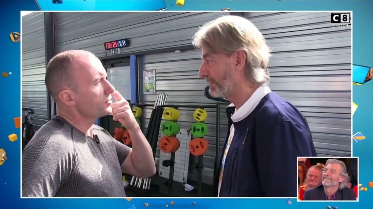 VIDEO Pascal Soetens tente de remettre Gilles Verdez sur le droit chemin