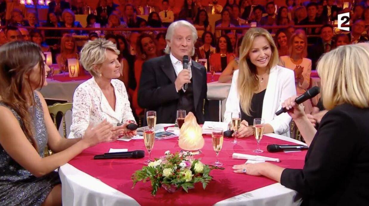 VIDEO Patrick Sébastien très ému face à son ex Marie Myriam