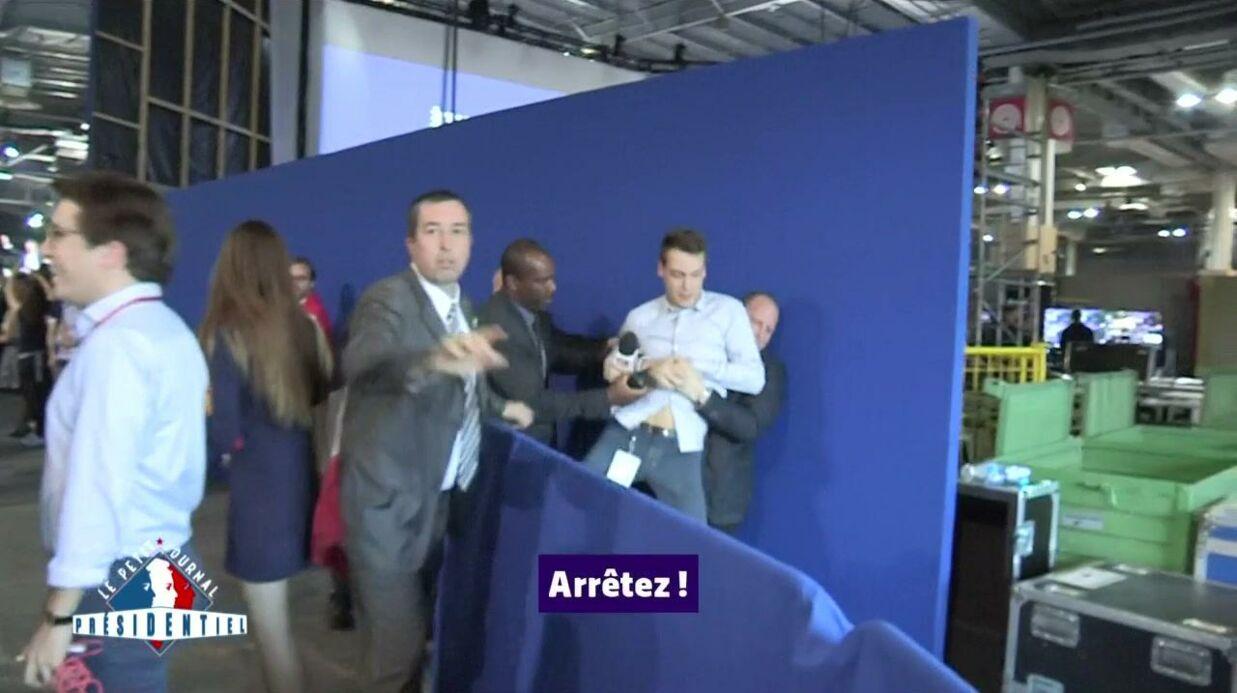 François Fillon: malmenés à son meeting, les journalistes Hugo Clément et Louis Morin portent plainte