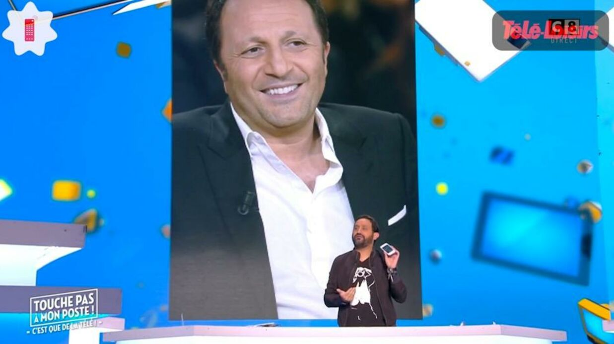 VIDEO Cyril Hanouna appelle Arthur en direct dans TPMP