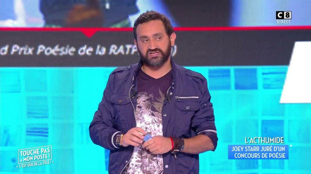 Cyril Hanouna et ses chroniqueurs s'en prennent violemment à JoeyStarr