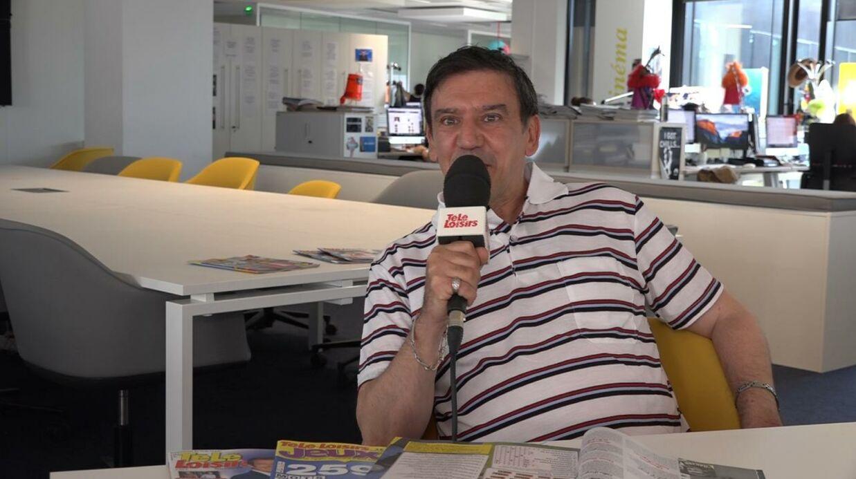 Christian Quesada (Les 12 coups de midi), futur candidat de Danse avec les stars? Il répond!